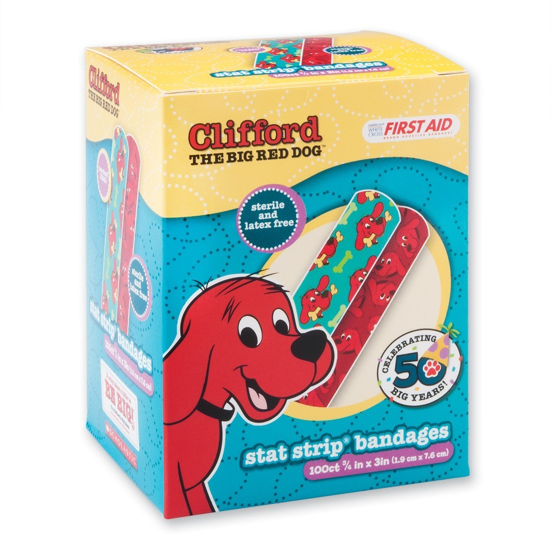 First Aid Clifford Bandages [image]