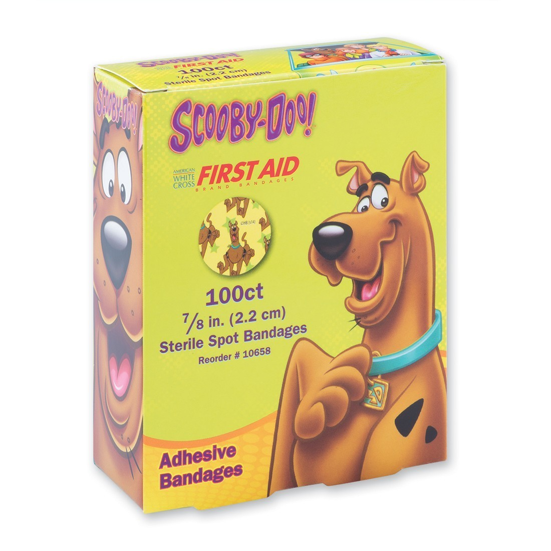 Scooby Doo Spot Bandages [image]