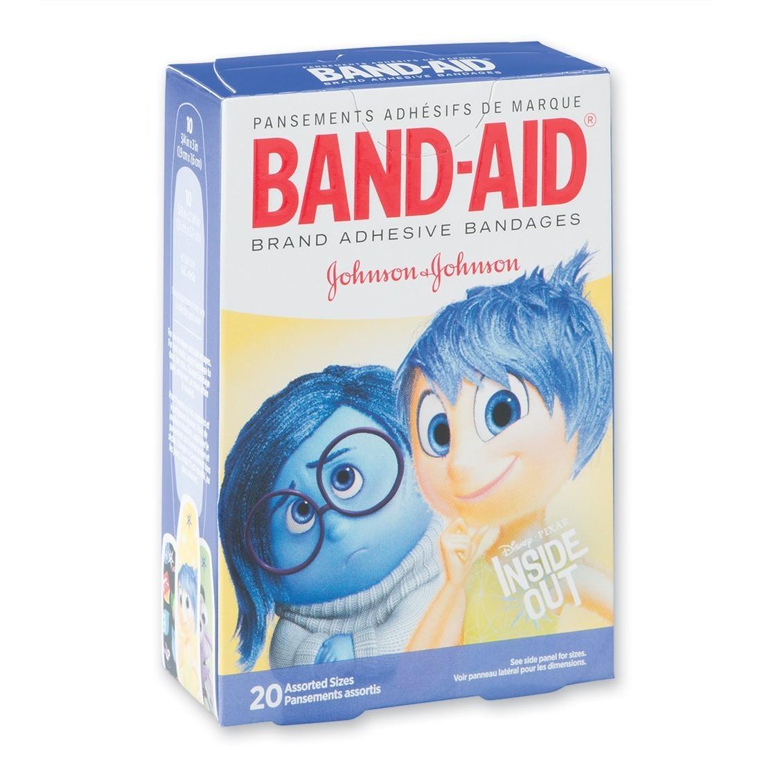 Band-Aid® Disney*Pixar Inside Out Bandages [image]