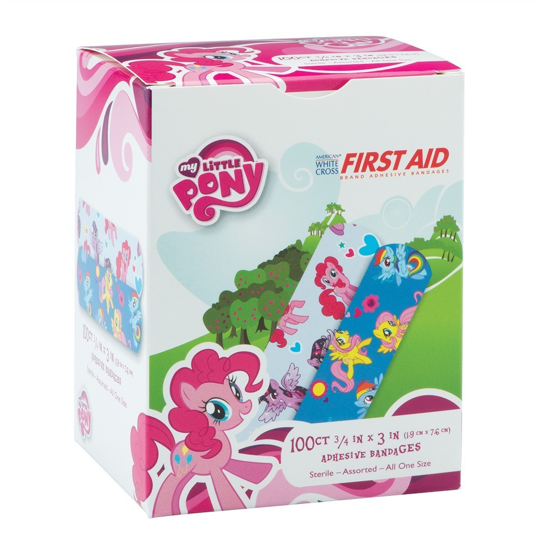 First Aid My Little Pony Bandages - Case [image]