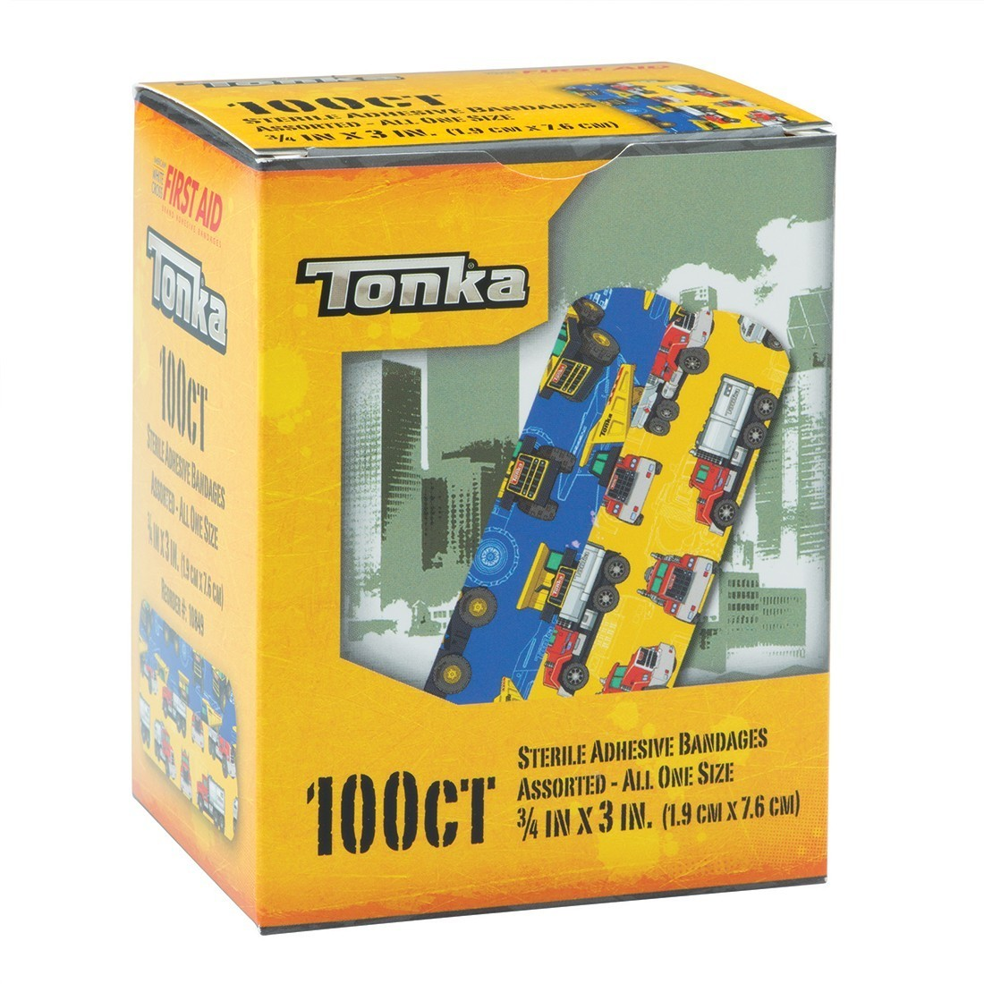 First Aid Tonka Bandages [image]