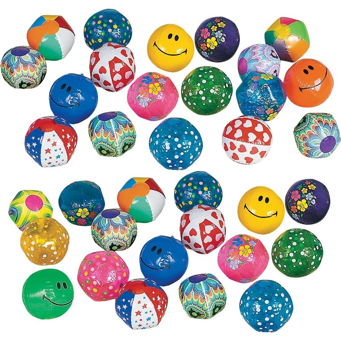 Mini Beach Ball Value Pack [image]