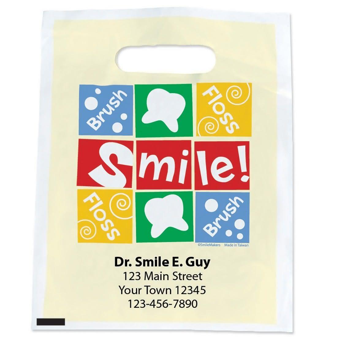 Custom Brush, Floss, Smile Bags [image]