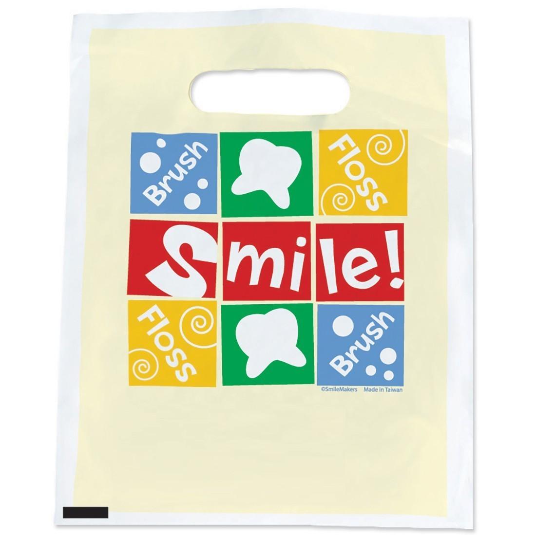 Brush, Floss, Smile Bags                           [image]
