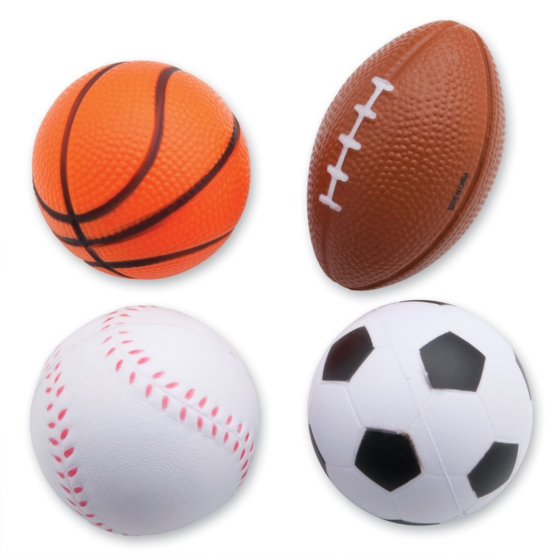 Sports Stress Balls [image]