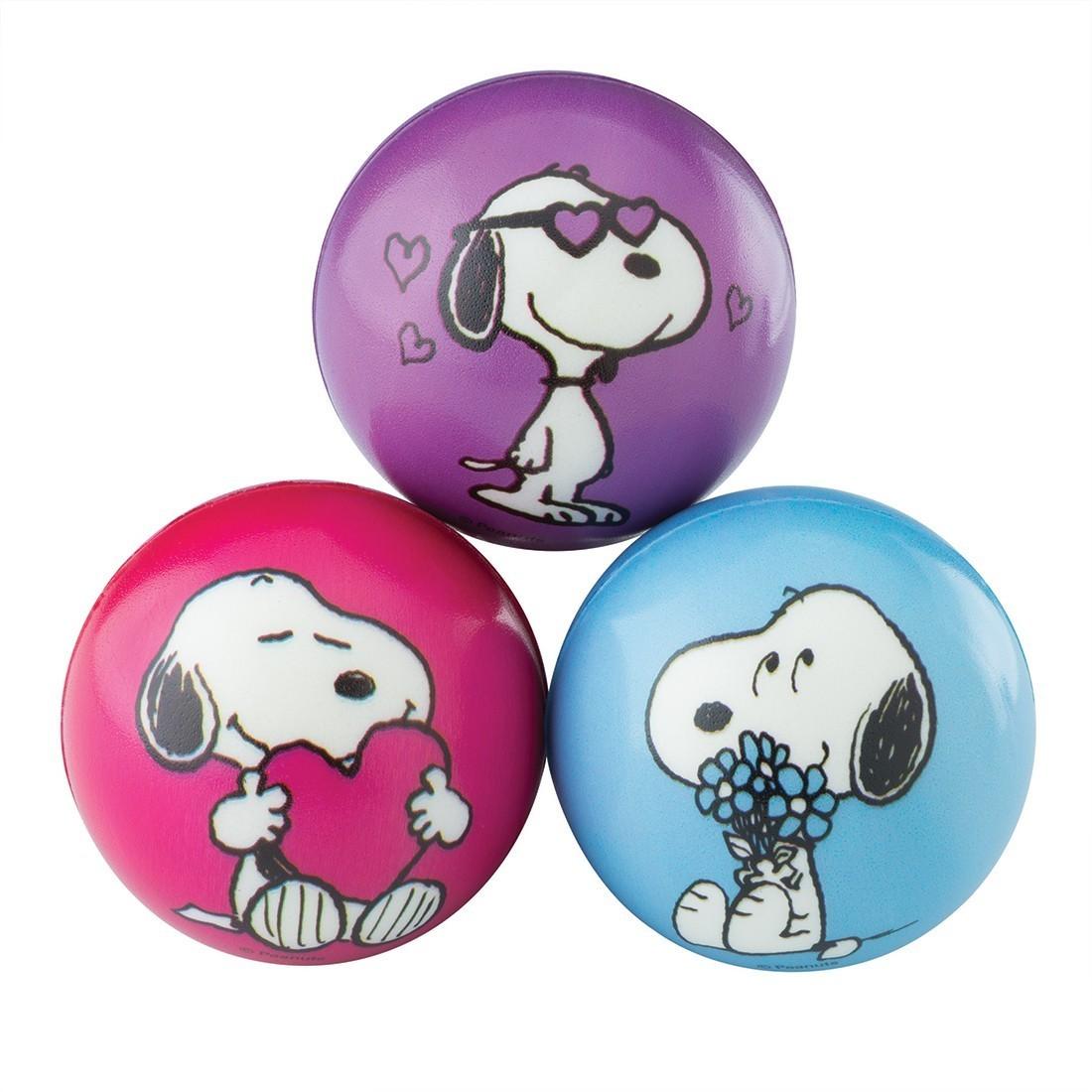 Peanuts Valentineu0027s Stress Balls. Peanuts Valentineu0027s ...