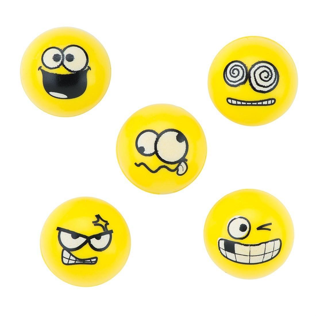 Emoji Bouncing Balls [image]