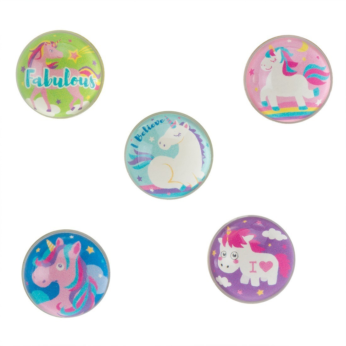 Unicorn Bouncing Balls [image]