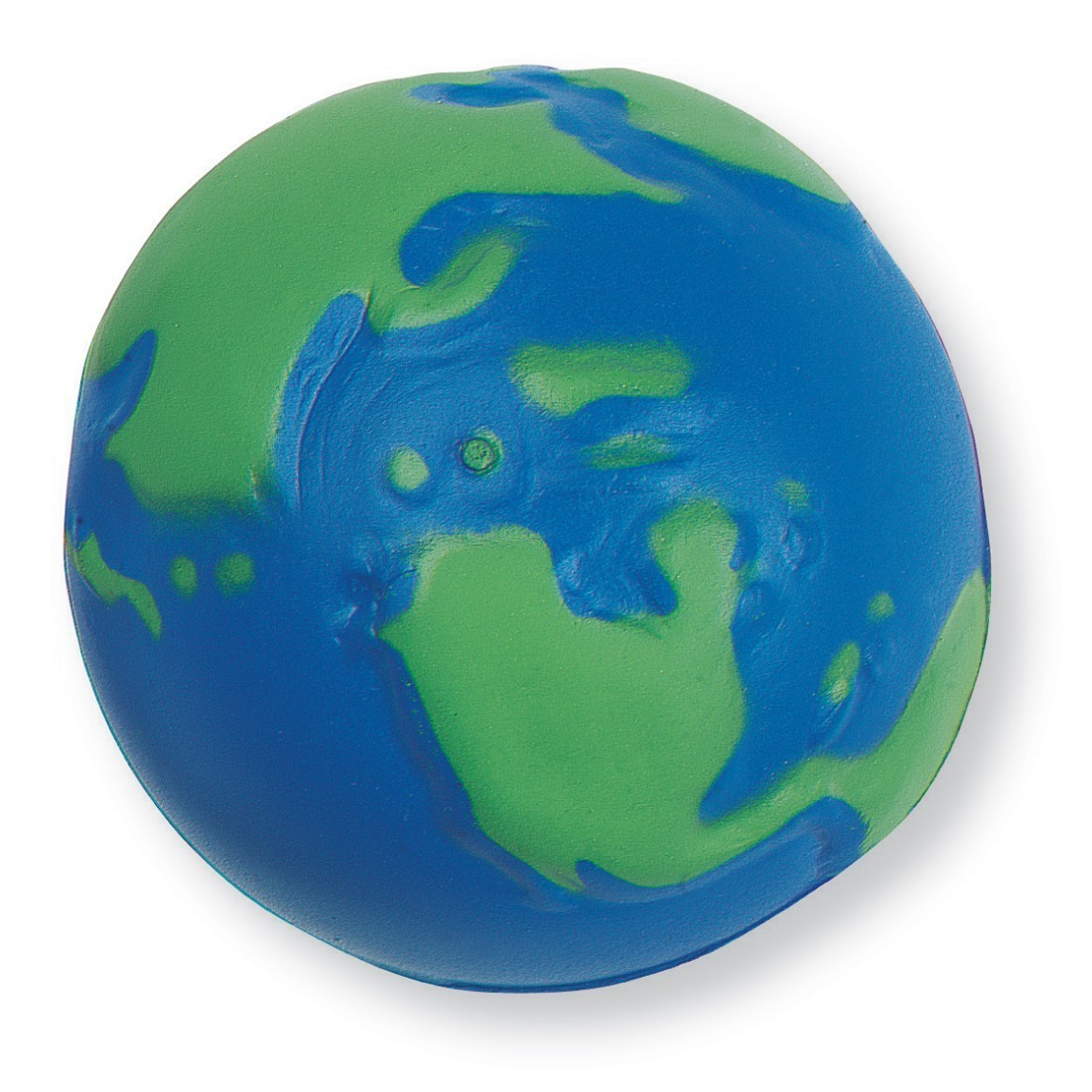 Earth Shaped Stress Balls [image]