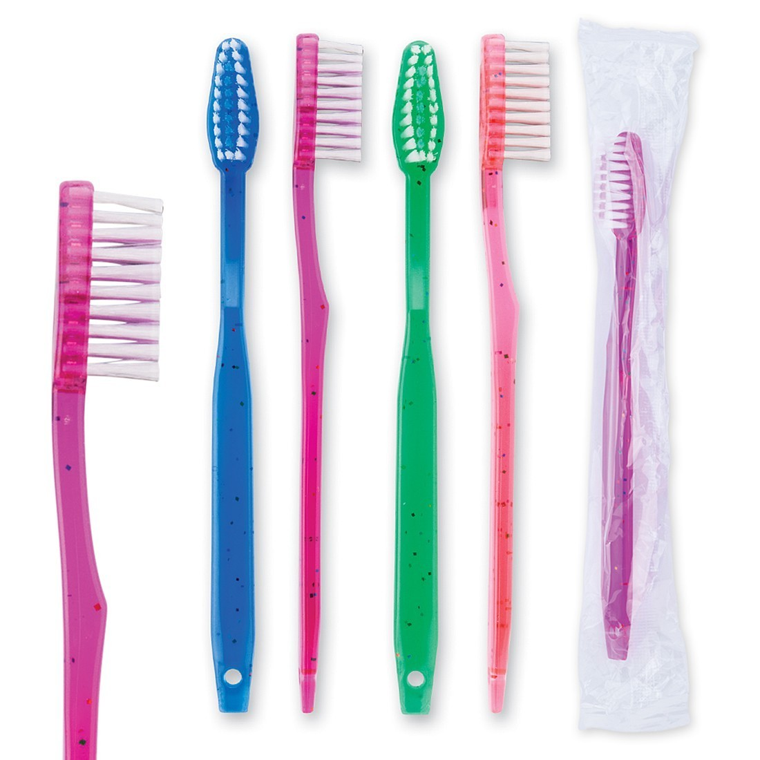 OraLine Pre-Teen Sparkle Toothbrushes [image]