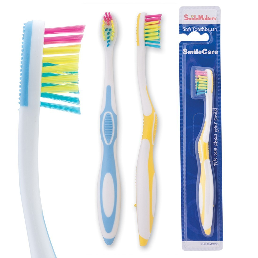 SmileCare Youth Action Plus Toothbrushes [image]