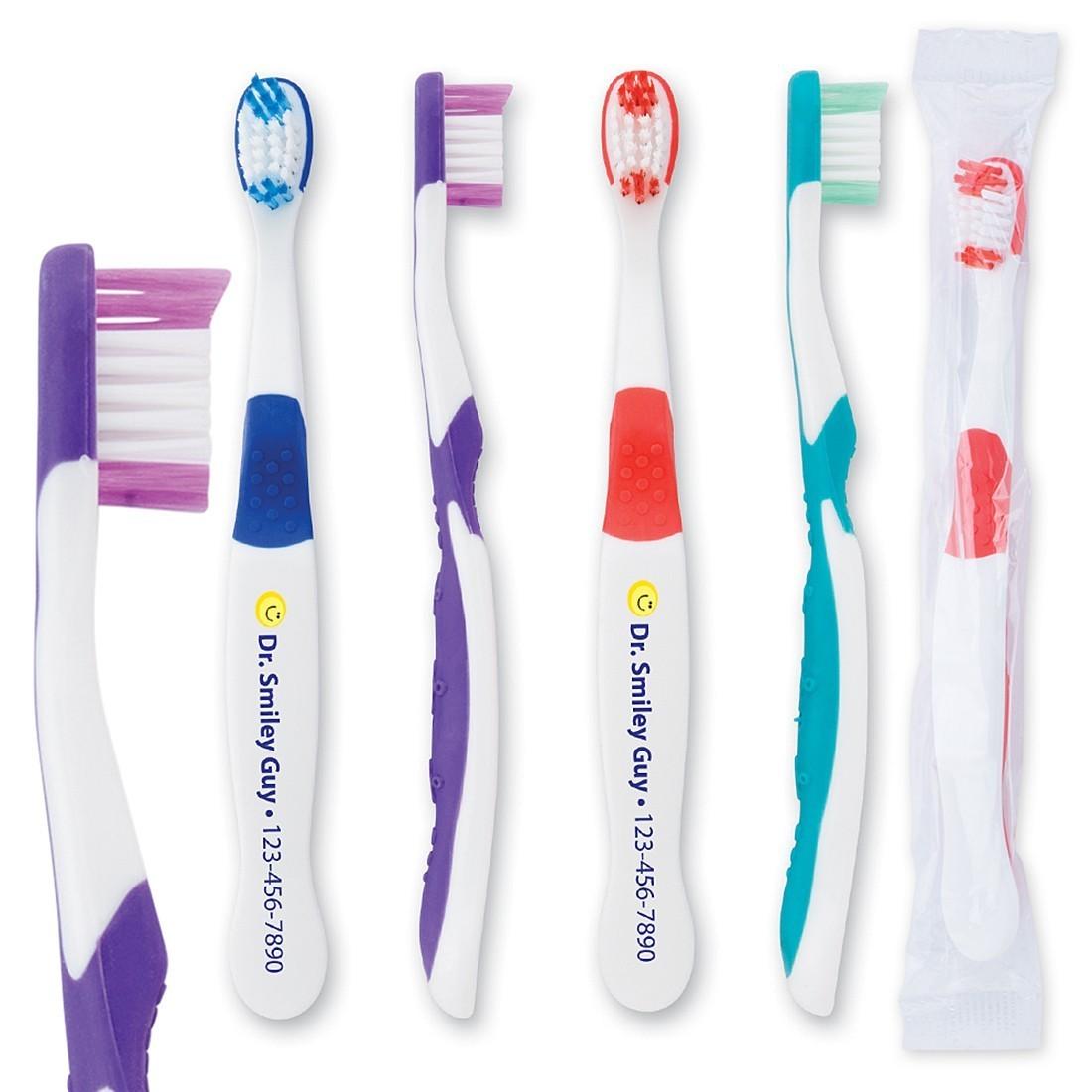 Custom Full Color Oraline Toddler Toothbrush [image]