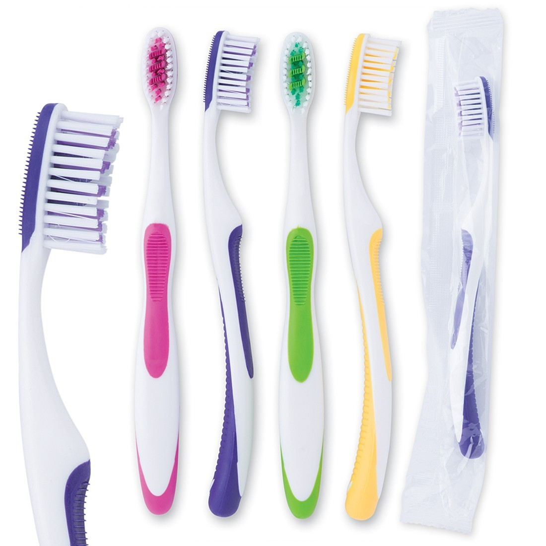 SmileCare Adult Super Grip Toothbrush - Case [image]