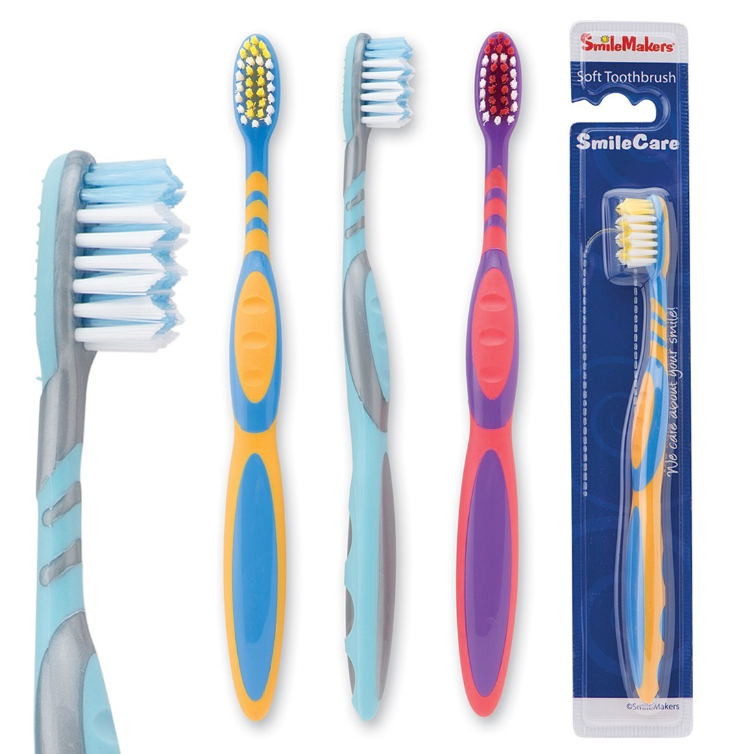 SmileCare Youth Select Toothbrushes [image]