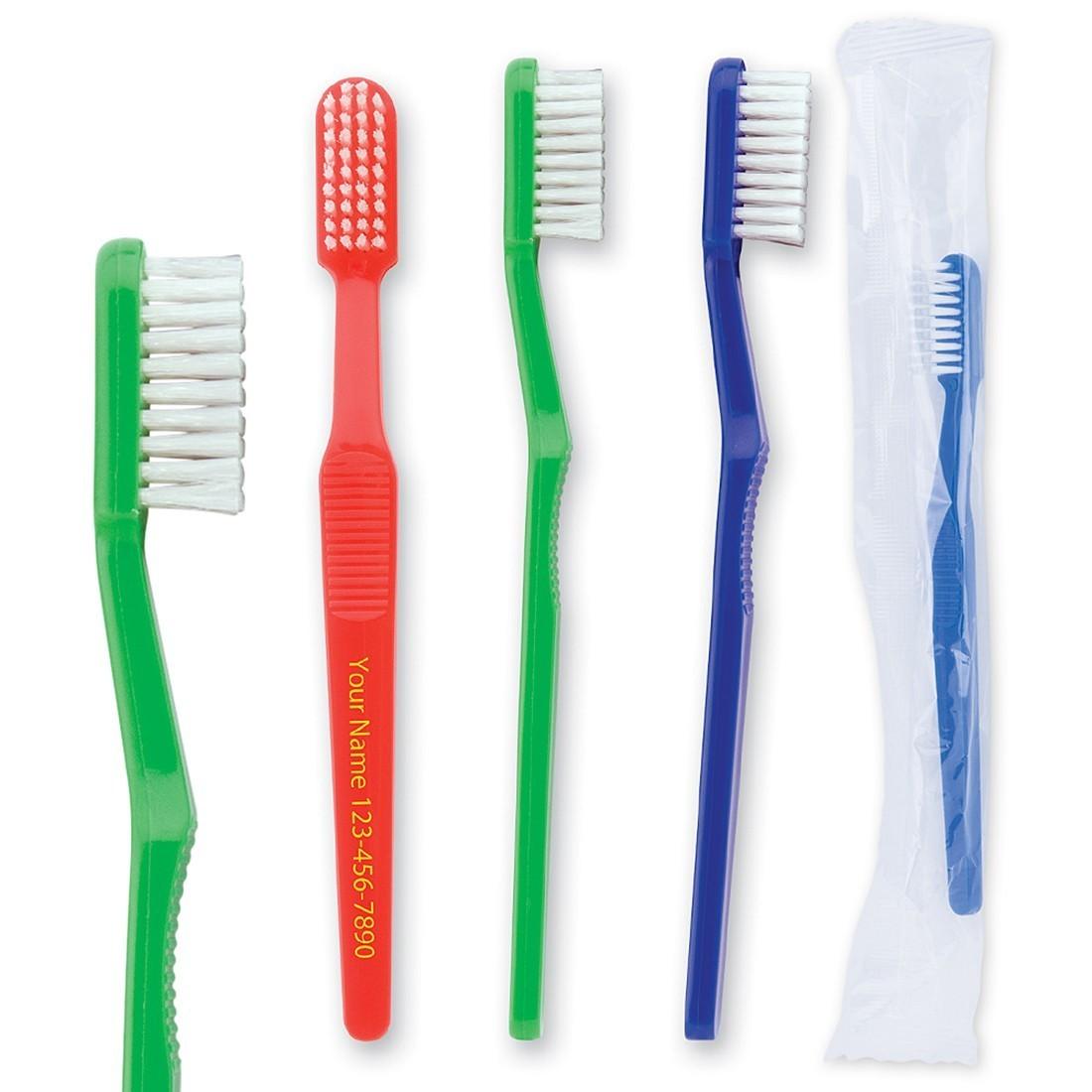 Custom SmileCare Adult Standard Toothbrush [image]