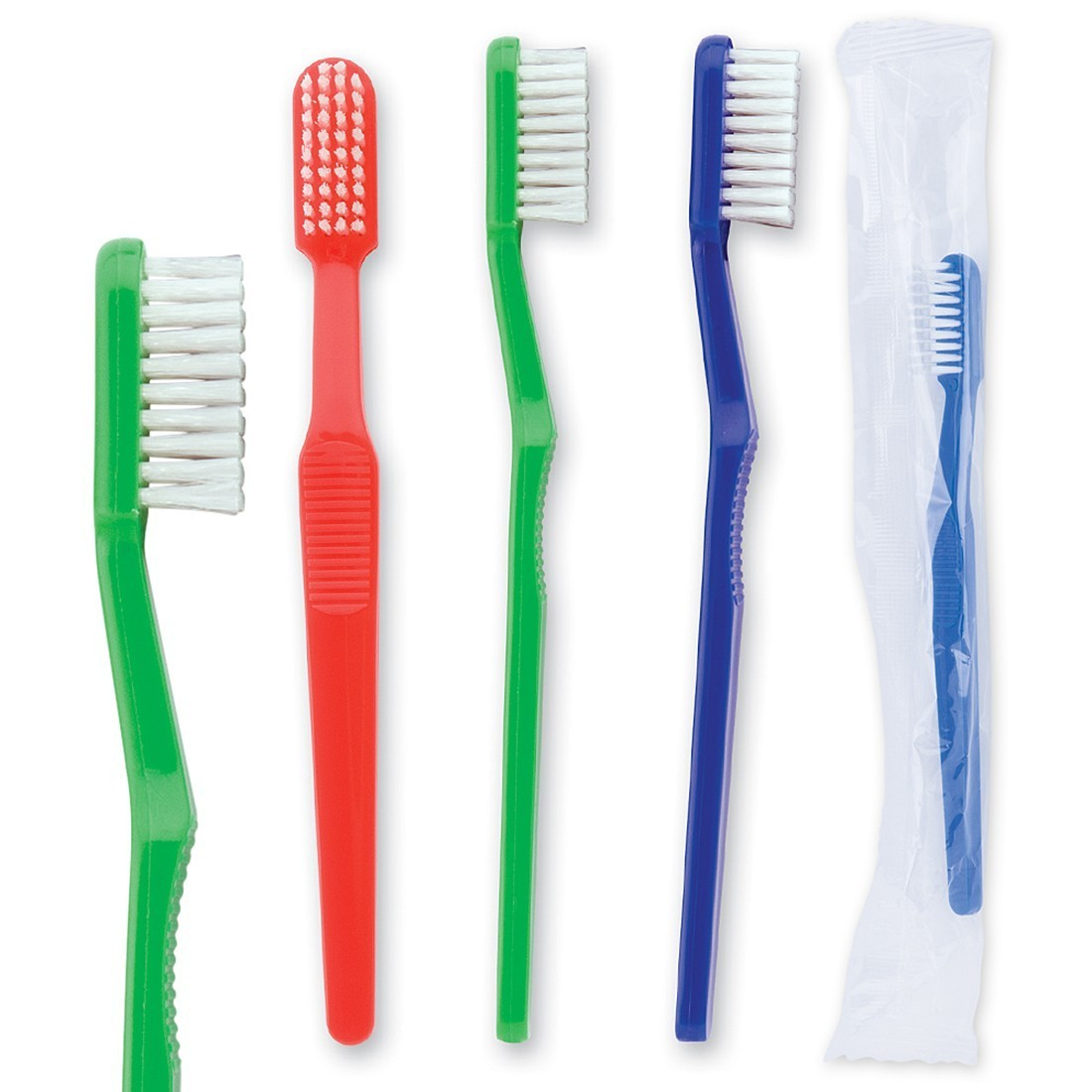 SmileCare Adult Standard Toothbrushes [image]