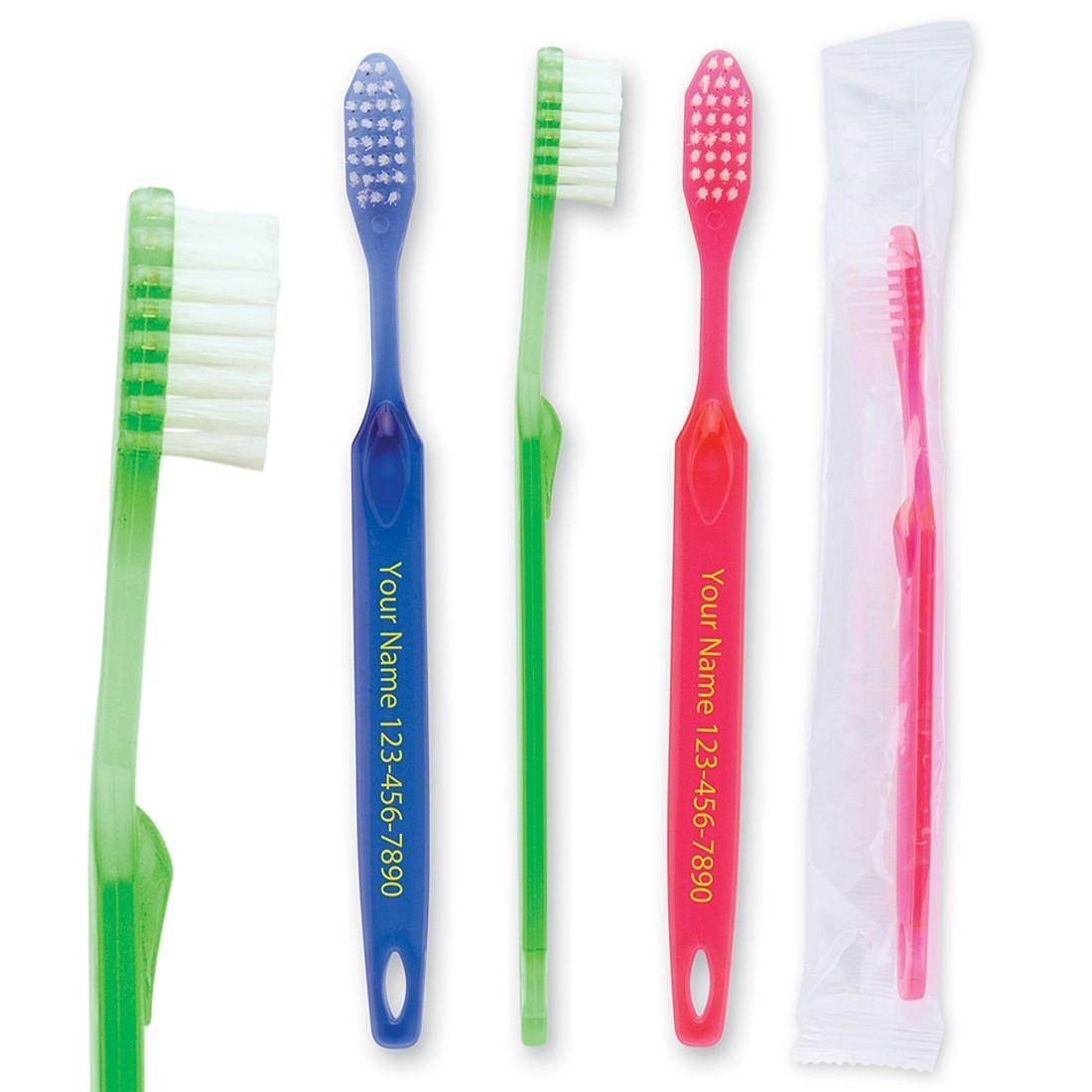 Custom SmileCare Youth Standard Toothbrush [image]