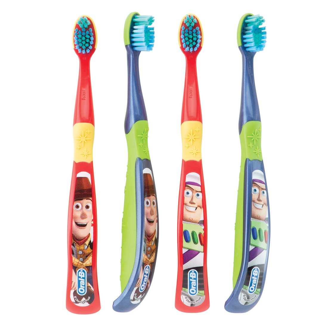 Oral-B® Youth Toy Story Toothbrushes [image]
