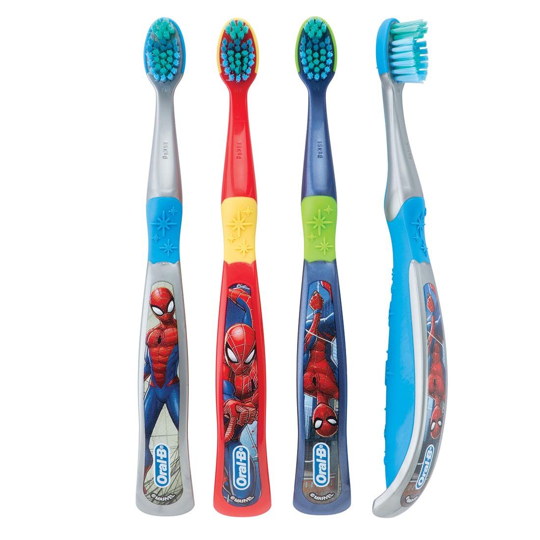 Oral-B® Youth Spider-Man Toothbrush [image]