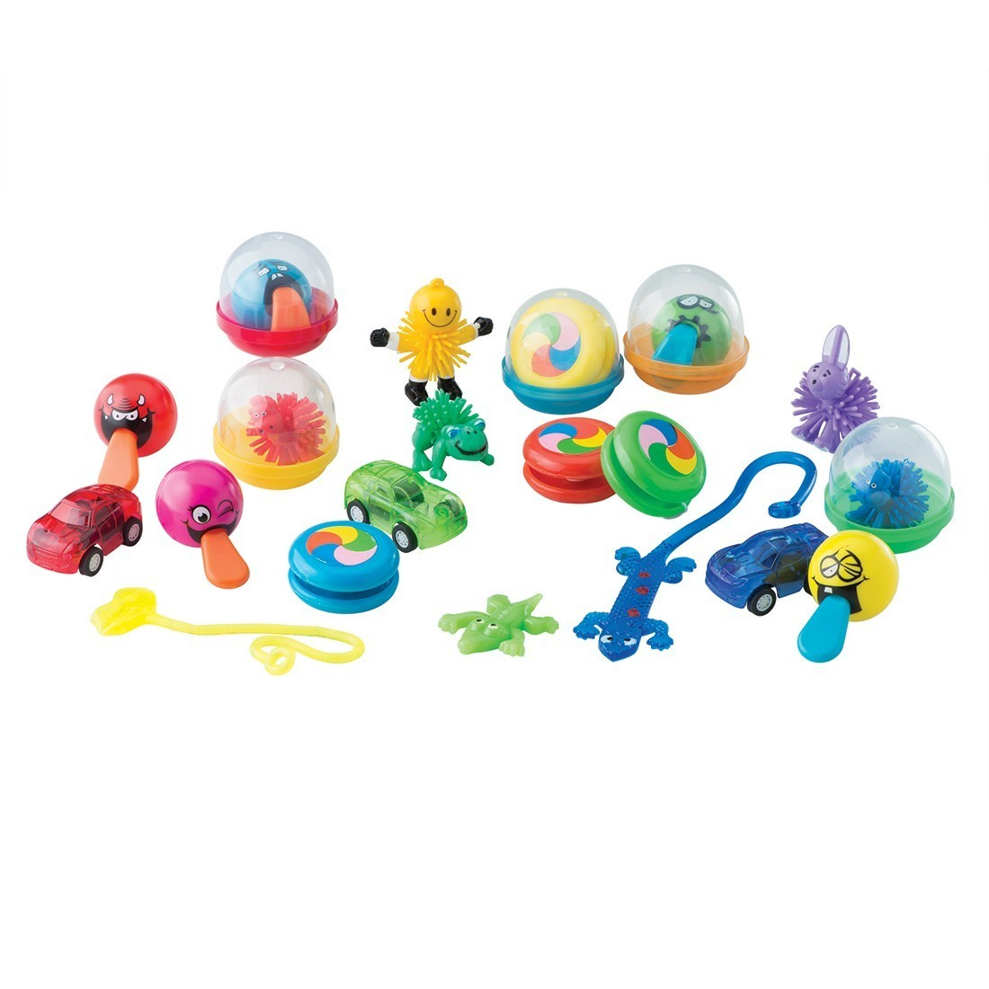 "Boys Toy Mix in 2"" Capsules  [image]"