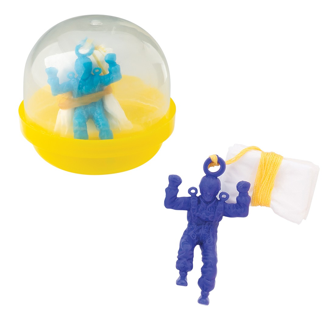 "Mini Paratroopers in 2"" Capsules  [image]"