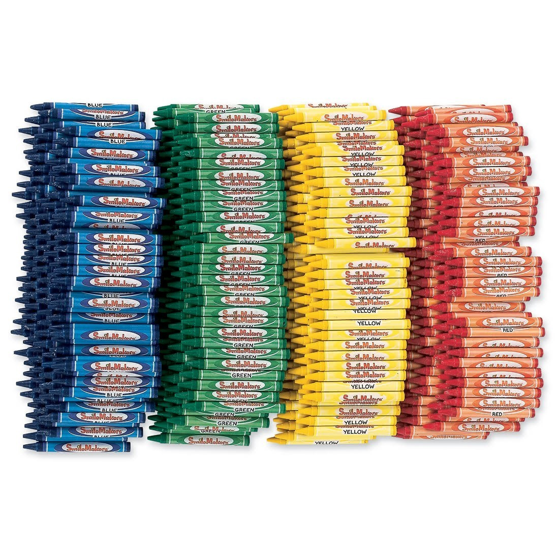 Assorted Crayons [image]