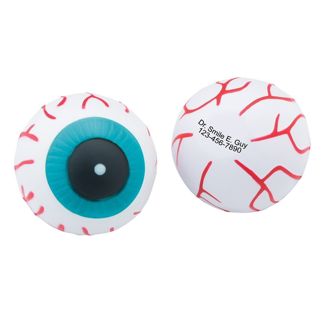 Custom Eyeball Stress Balls [image]