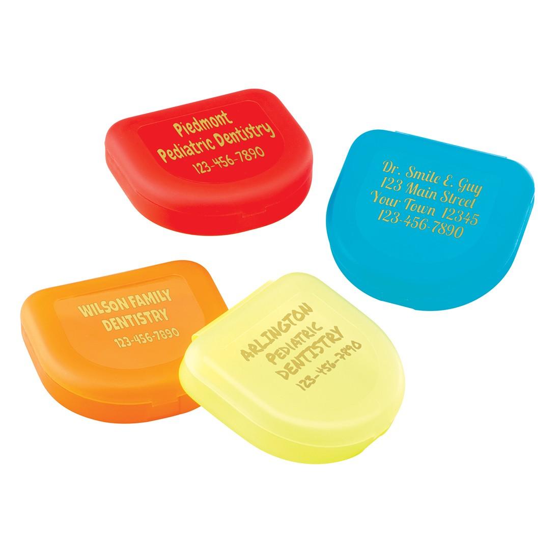 Custom Translucent Retainer Cases [image]