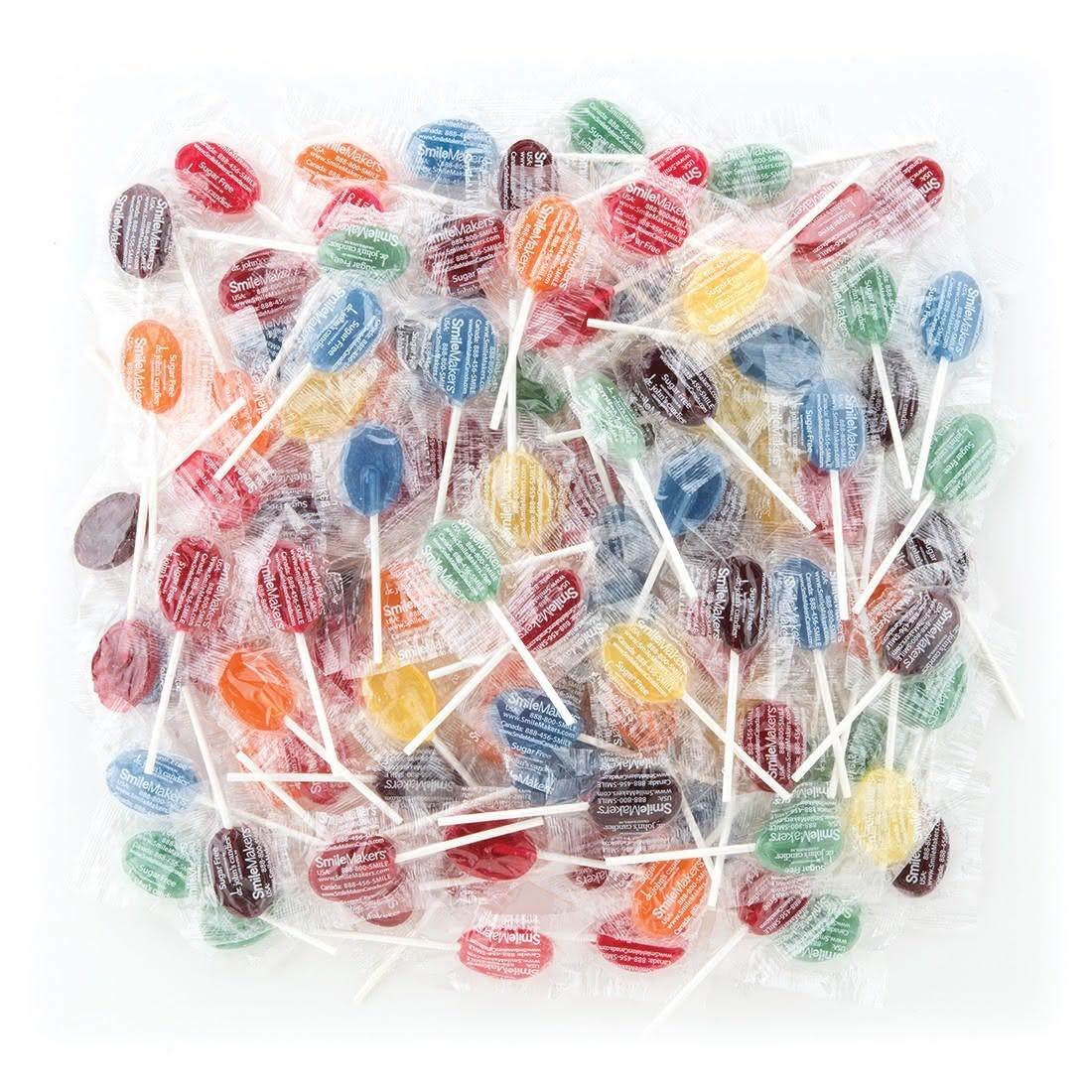 Bulk Dr. John's® Sugar Free Fruit Lollipops [image]