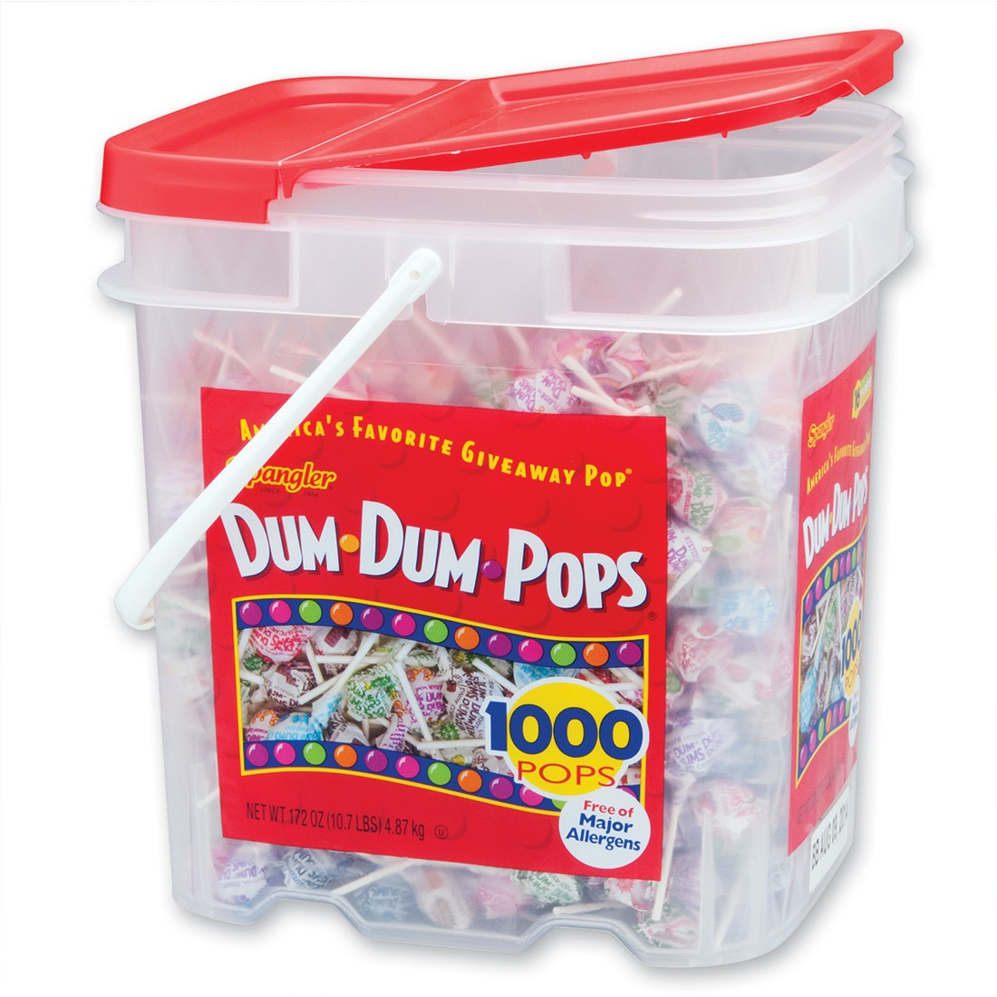 Dum Dums® Pops in a Tub [image]