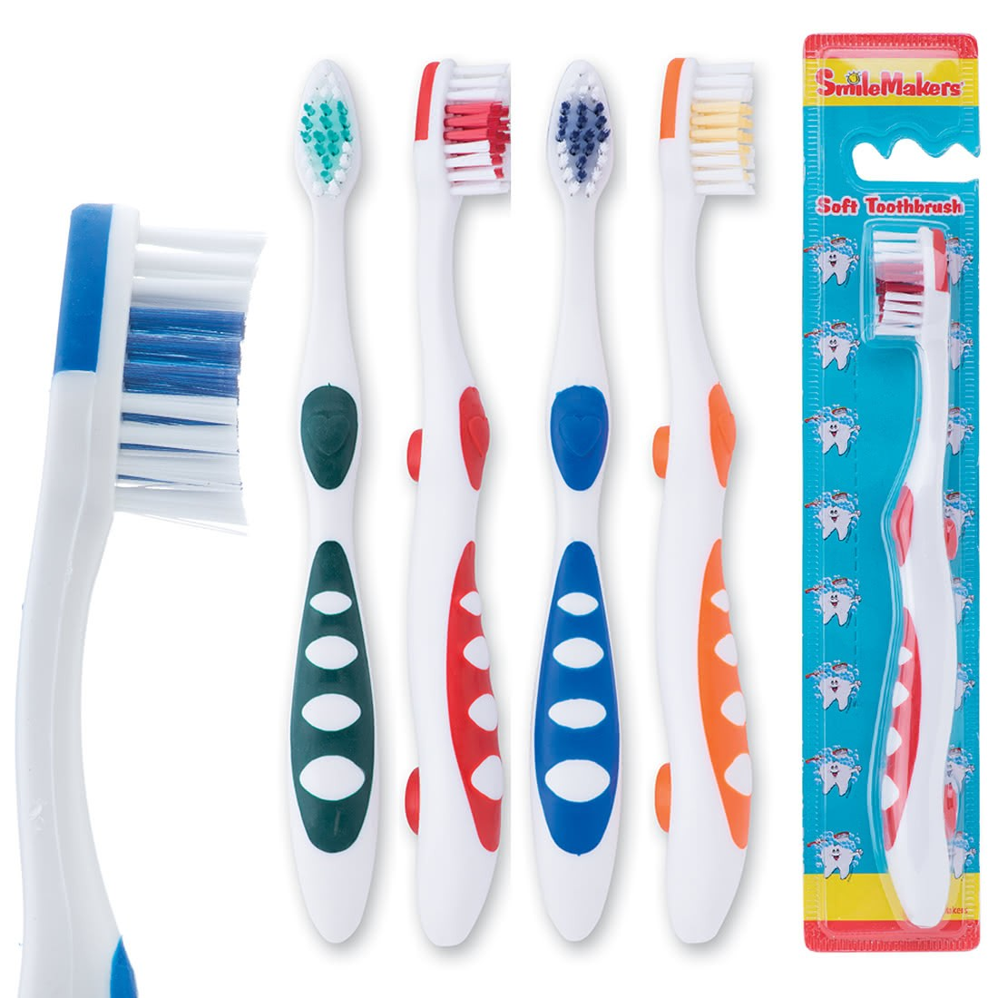 SmileCare Youth Super Grip Toothbrushes [image]