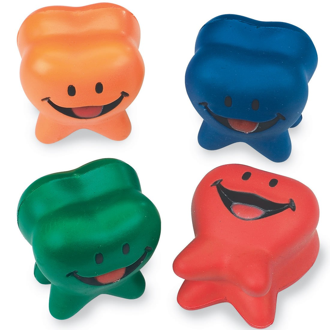 Happy Tooth Stress Toys [image]