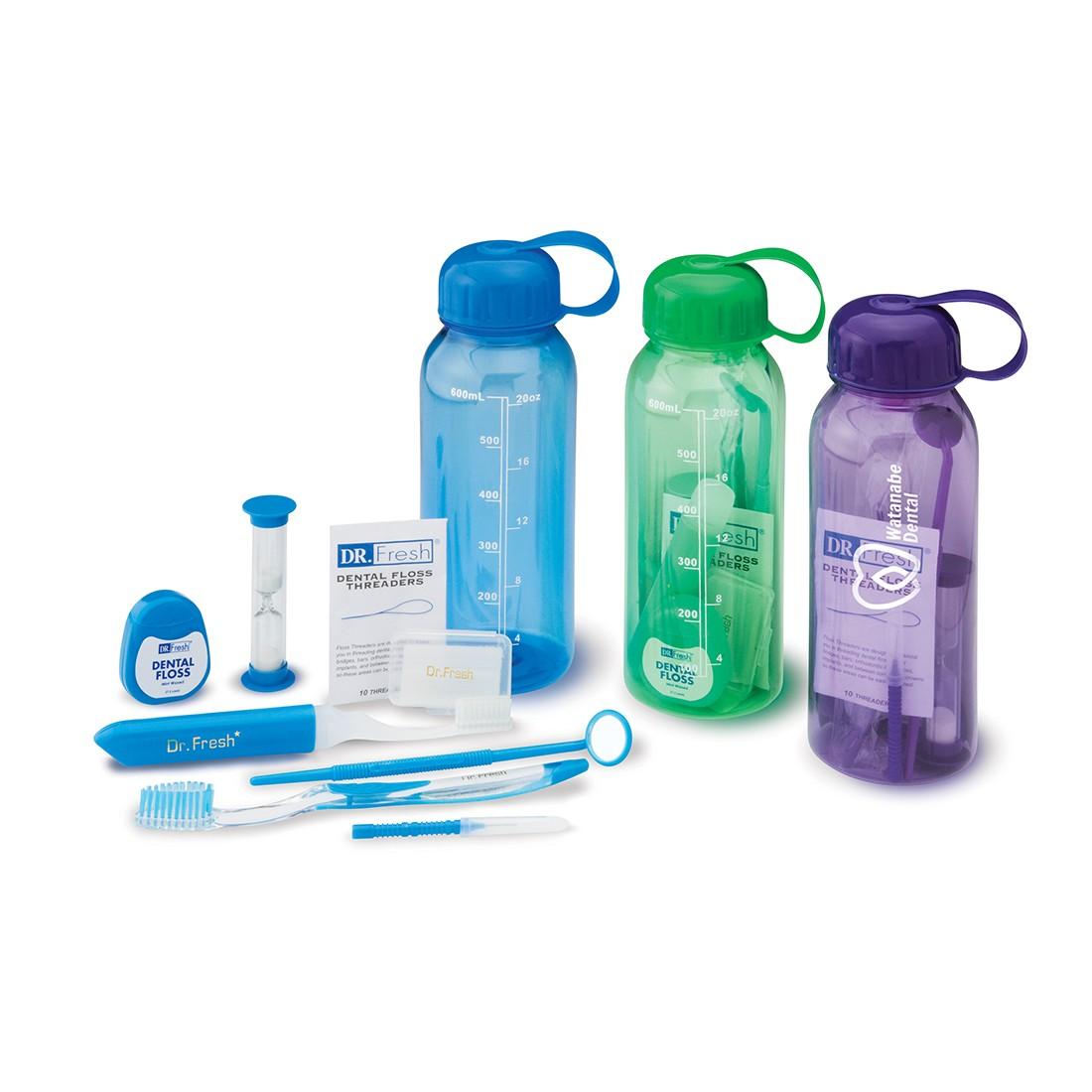 Custom Water Bottle Ortho Kits [image]
