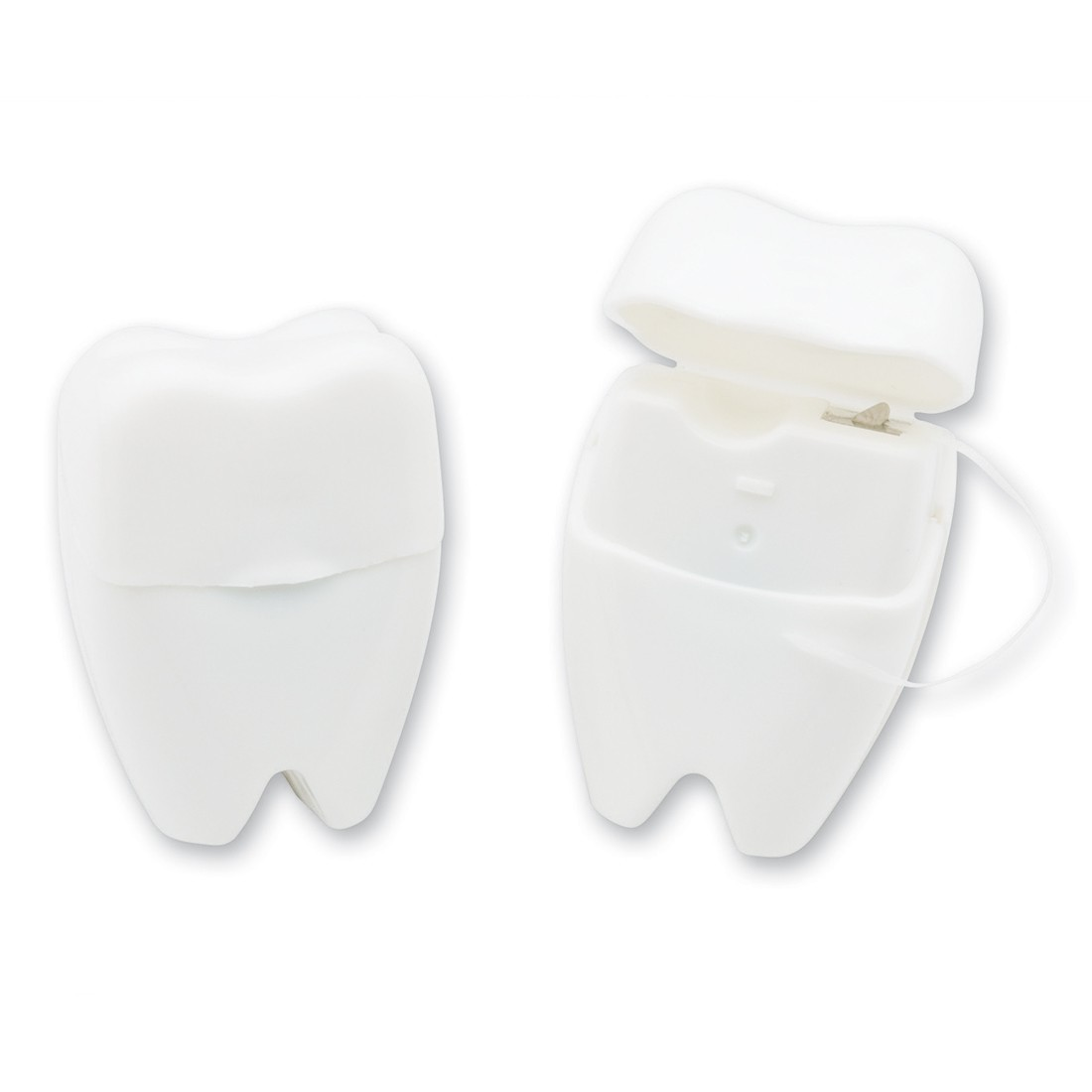 Tooth Shaped Dental Floss [image]