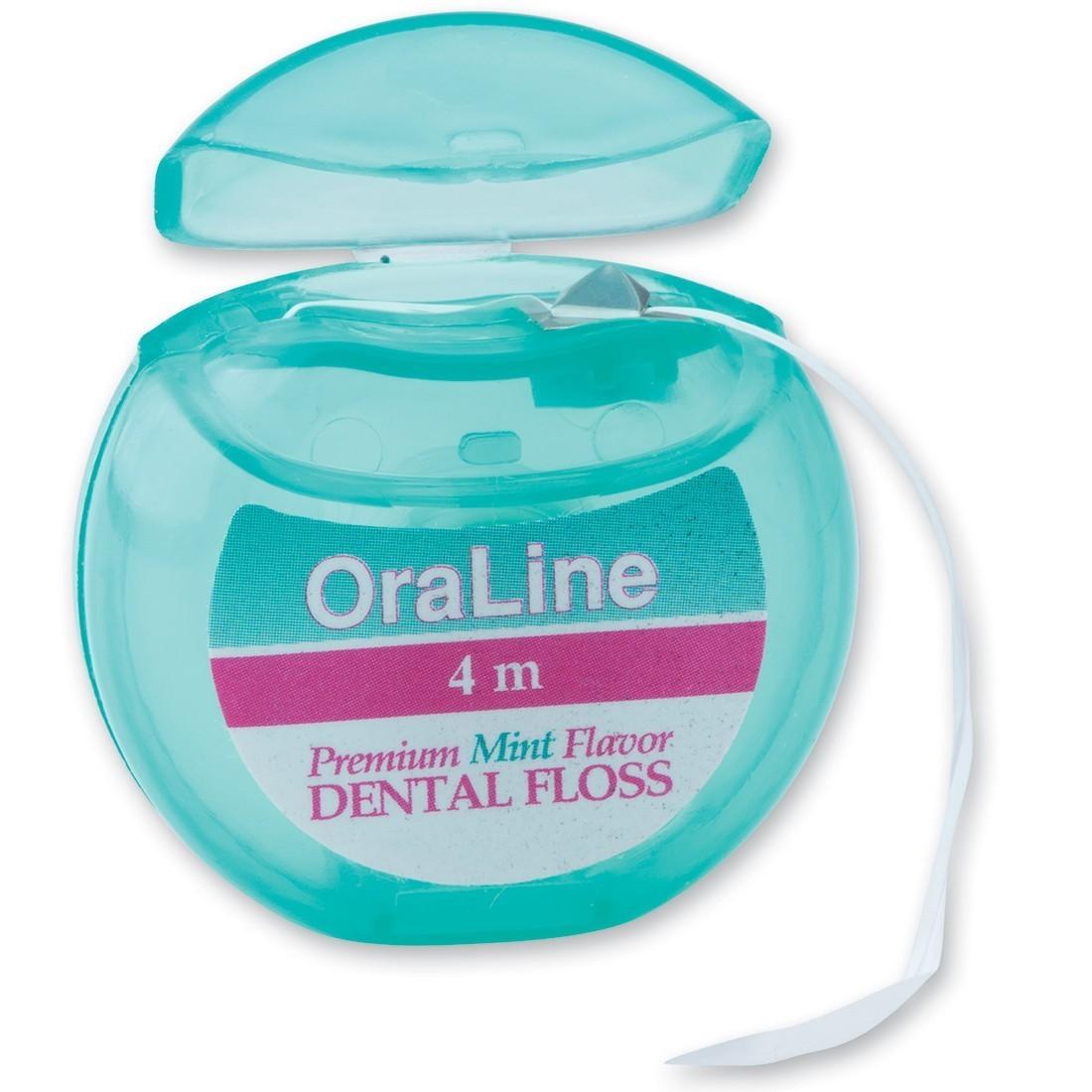 OraLine Premium Mint Floss - 4 Meters [image]