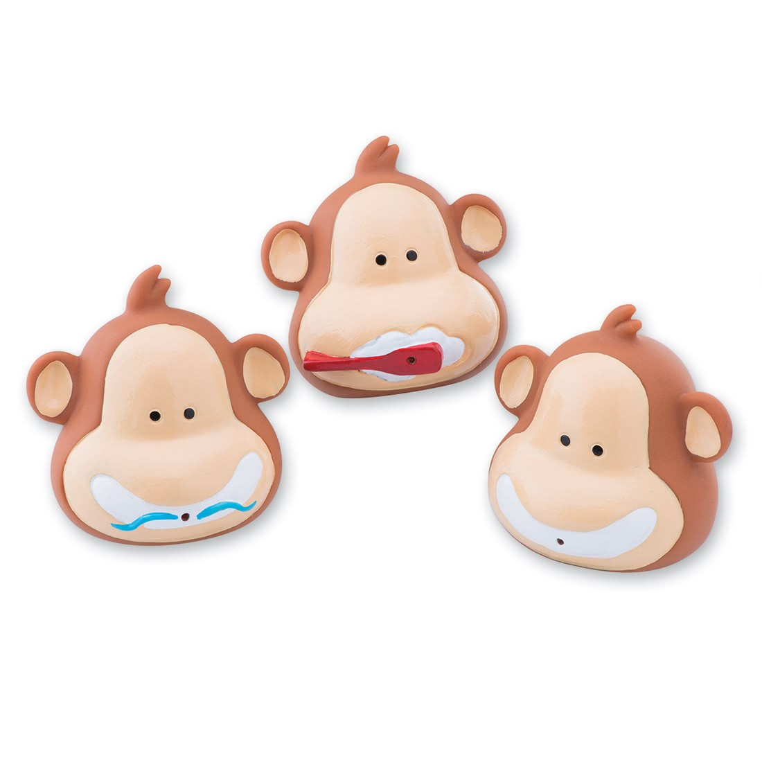 Brush Floss Smile Monkey Squirters [image]