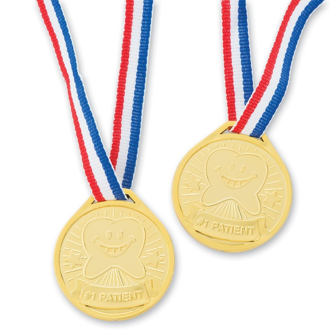 Happy Tooth Medals [image]