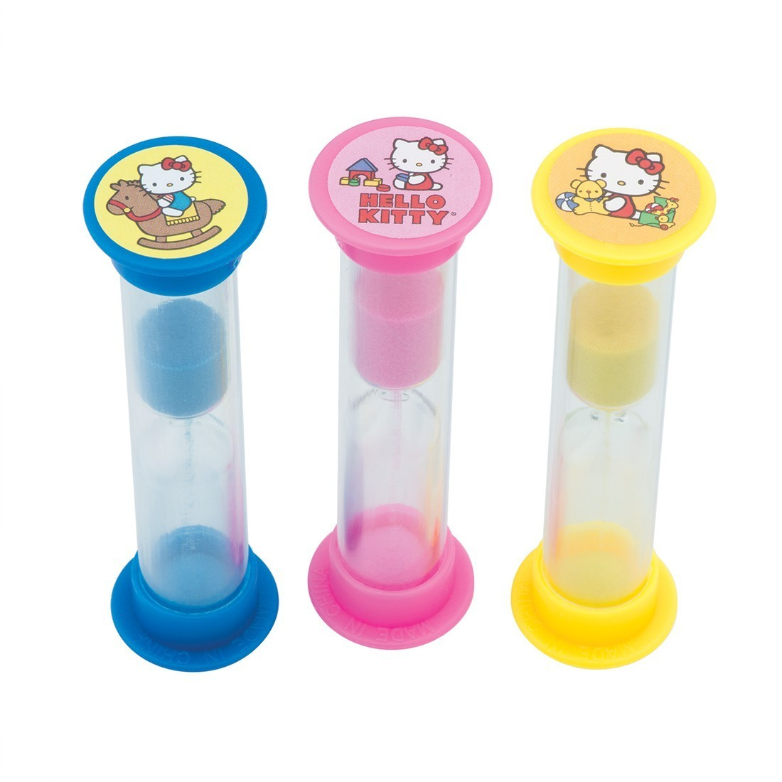Hello Kitty 2 Minute Brushing Timers  [image]