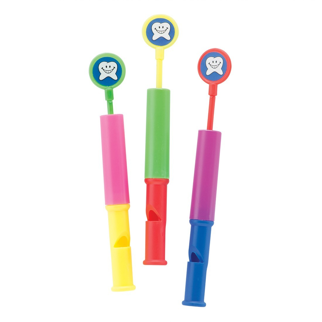 Happy Tooth Slide Whistles   [image]