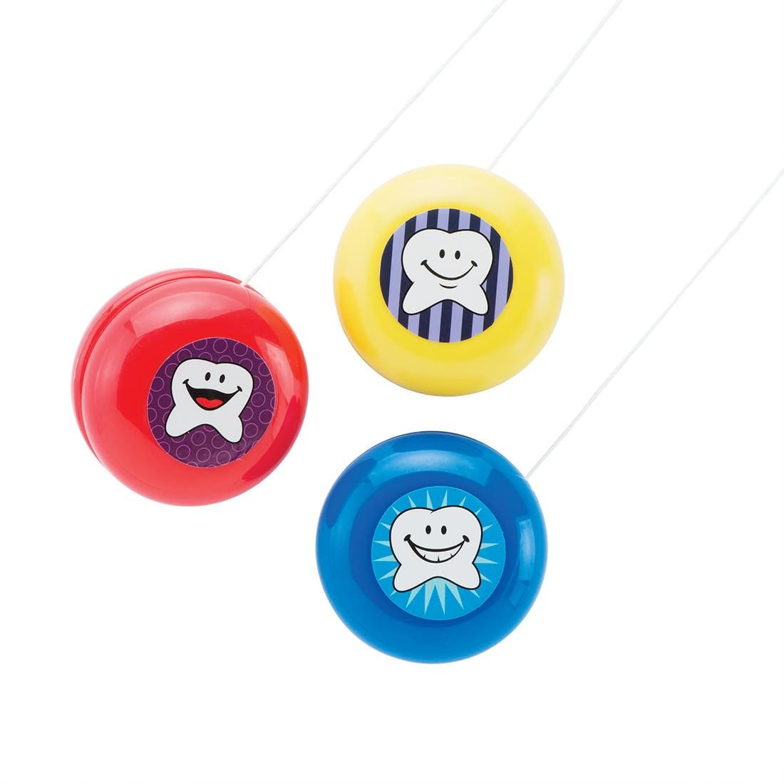 Happy Tooth Yo-yos   [image]