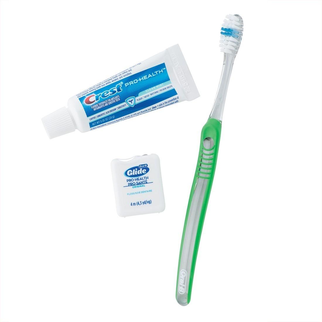 Oral-B® Crest® Adult Basic Solutions Bundle [image]