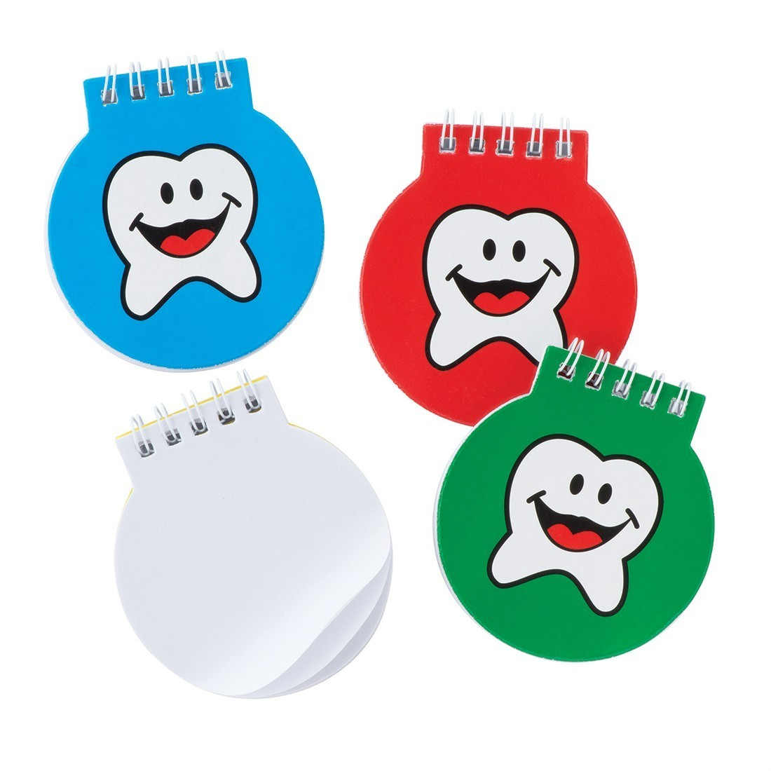 Happy Tooth Notepads [image]
