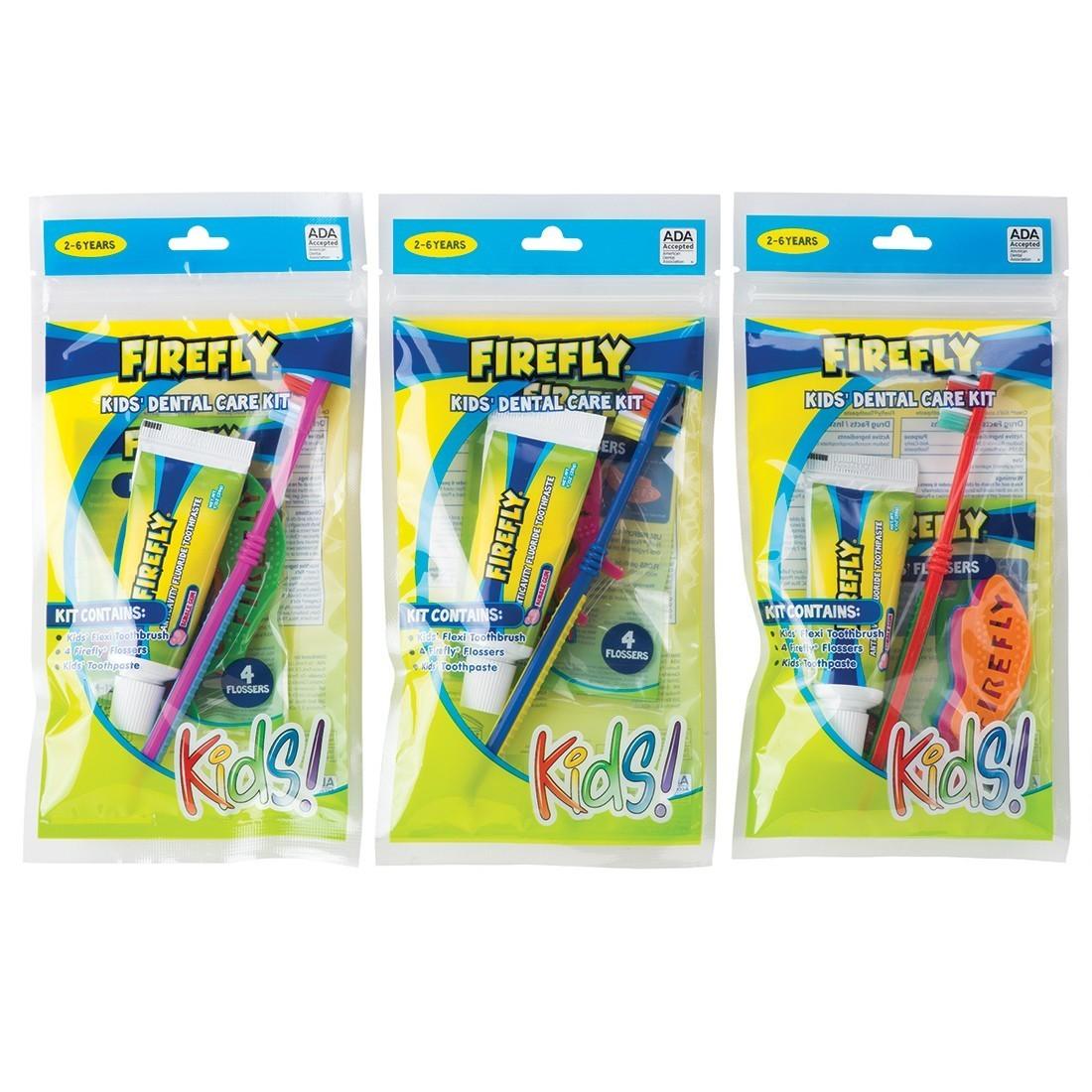 Firefly Youth Smile Guard Economy Dental Kits [image]