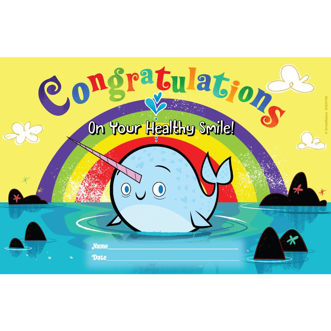 Healthy Smile Narwhal Awards [image]