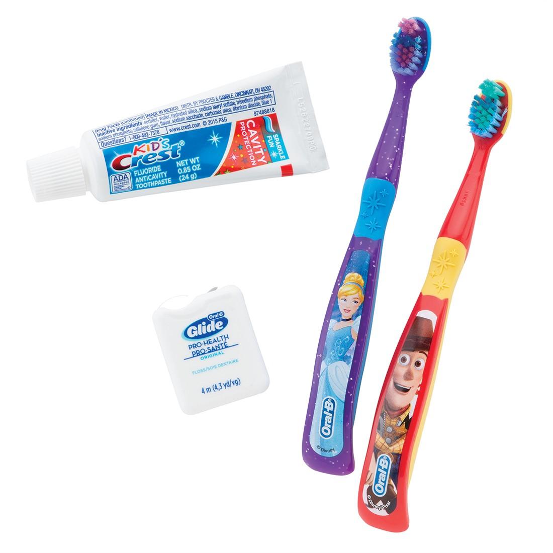 Oral-B® Youth Toy Story & Princess Bundle - Dental Kits from