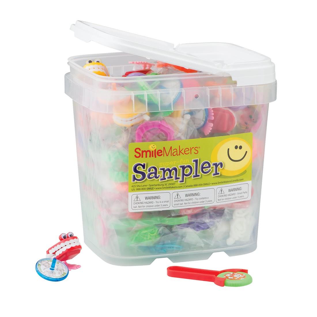 Dental Toy Sampler [image]
