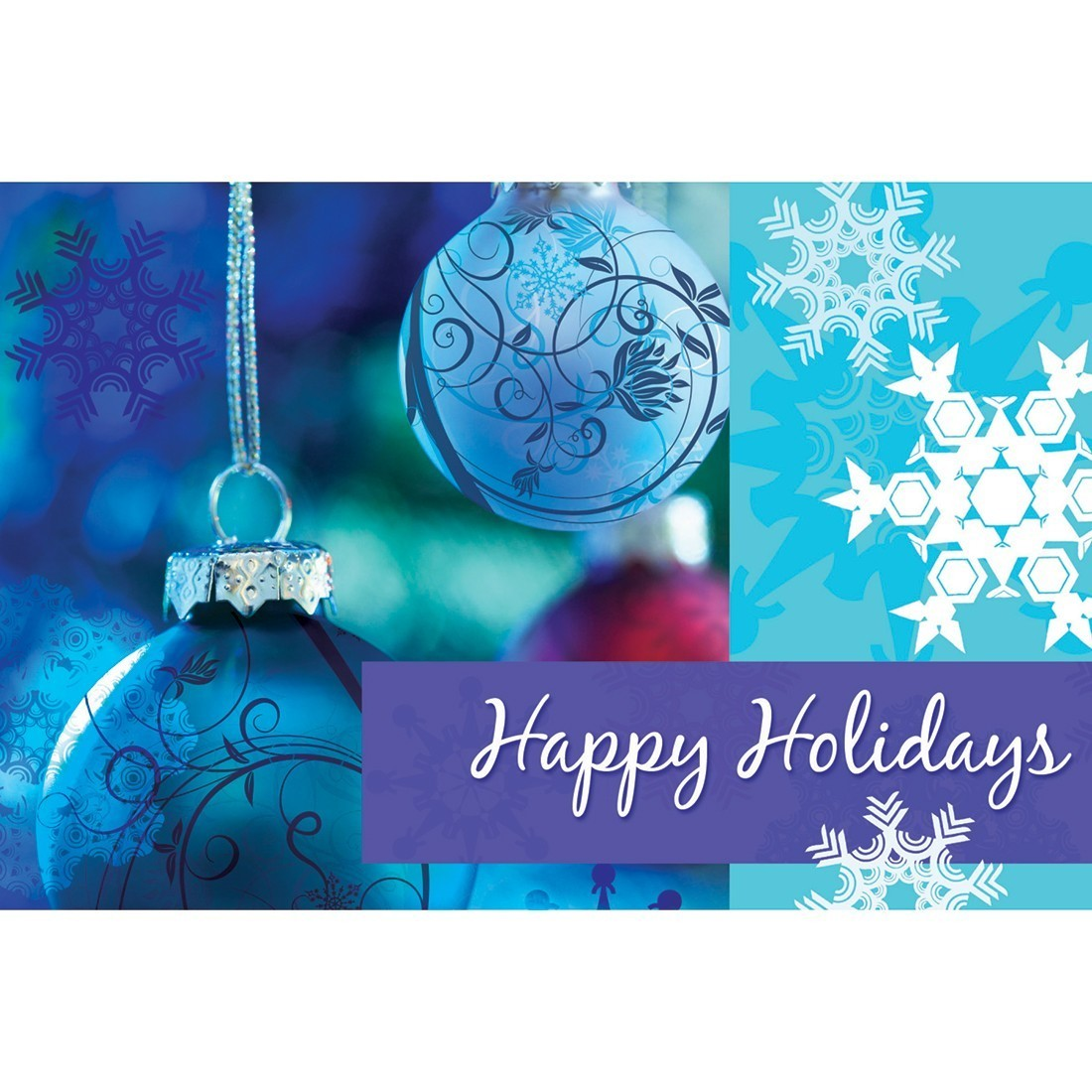 Happy Holidays Greeting Cards [image]