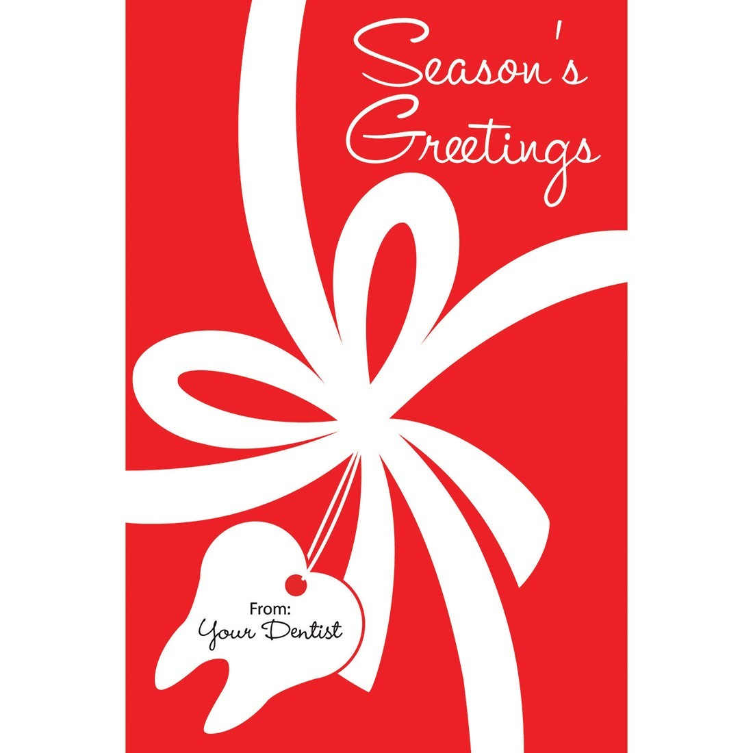 Seasons Greetings Dental Greeting Cards Smilemakers Patient Cards