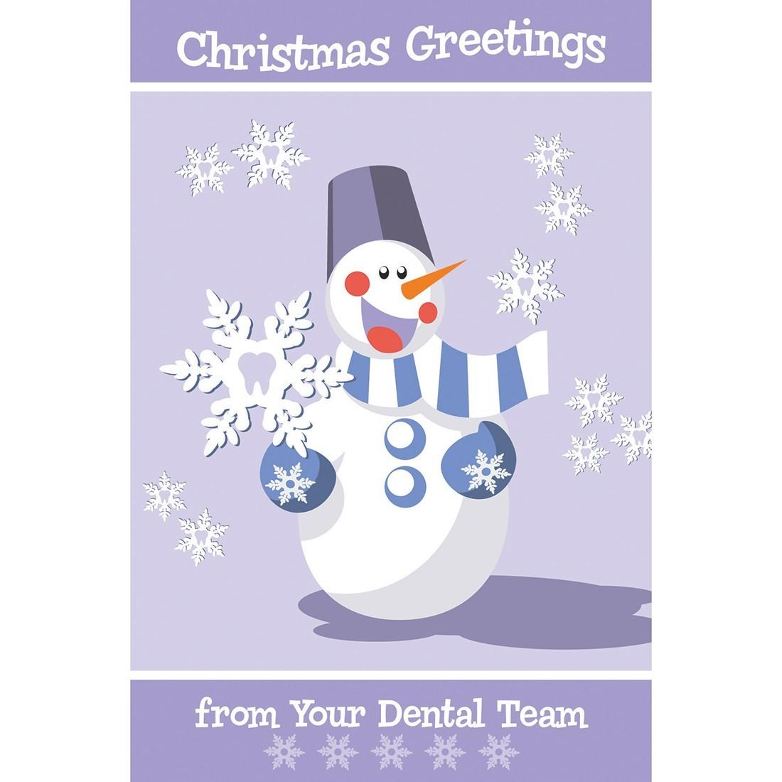 Christmas Greetings Greeting Cards [image]