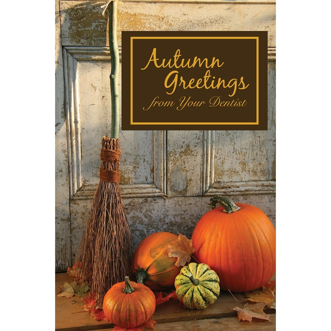 Autumn Greetings Greeting Cards [image]